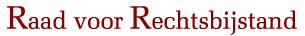 Raad voor Rechtsbijstand Website
